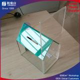 Factory Cutom Made Acrylic Dontation Boxes