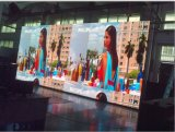 Portable SMD Rental LED Display/ Indoor Full Color LED Screen (HD video with Hanging Structure P4.8, p5.33, P6, P7.62)
