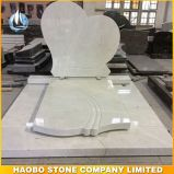 White Marble Tombstone Granite Monument