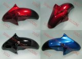 Guardafango Rojo Front Fender for Fz16/Gn/an/Ybr/Cg/Nxr/Biz/Bm/Bajaj