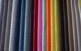 Plain Dyed Mat Finish Seersucker Jacquard Fabric for Sofa