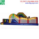 Latest U Shape Adult Inflatable Obstacle Course 2015 (BJ-O31)