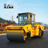 12 Ton Vibratory Double Drum Road Roller for Sale (XD122E)