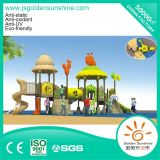 Outdoor Playground Amusement Equipment Slide for Children and Kids (A-005-1)