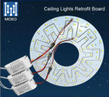12W 18W 24W MCPCB LED PCB Board for Ceiling Light