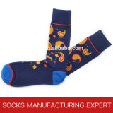 Men′s Casual Dress Socks