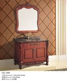 Wooden Furniture Bathroom Cabinet (13068)