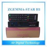 High Definition TV Zgemma-Star Receiver Zgemma-Star H1 IPTV Satellite Receiver