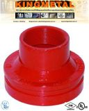 FM/UL Fire System Used Fire Fighting Concentric Grooved Reducer.