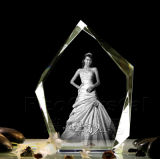 Crystal Frame Award with Competitive Price