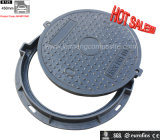 Round Recessed Manhole Cover and Frame