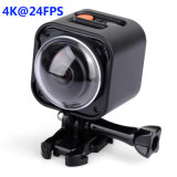 360 Waterproof Full View WiFi Action Camera with 4k Video Resolution