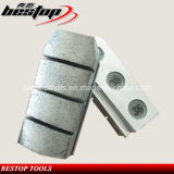 36# Groove Diamond Fickert Grinding Stone, Diamond Polishing Block