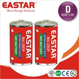 R20 D Size Carbon Zinc Battery with Eastar Factory