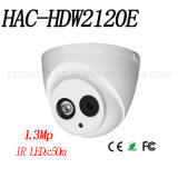 1.3megapixel 720p Water-Proof IR Hdcvi Dome Camera {Hac-Hdw2120e}