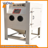 Manual Turntable Sandblast Cabinet