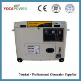 5kVA Air Cooled Silent Diesel Electric Power Generator Set