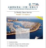 LCL Freight From Shanghai to United States