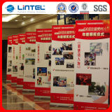Economic Aluminum Roll up Single Sided Banner Stand (LT-0C)