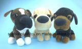 20cm Soft Plush Dog Toy 3 Asst.