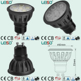 Standard Size Dimmable 6.5W LED Spotlight GU10