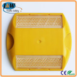 Hot Selling Raised Pavement Marker / Plastic Reflective Road Stud