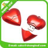 Gifts 3D Rubber Customized PVC USB Flash Drives (SLF-RU029)