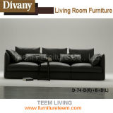 Home Furniture Modern Style Leather Sofa