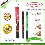 Disposable E Cig 500 Puffs E Shisha/E Shisha Pen/Disposable Shisha Pen for Sale