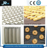High Temperature Stainless Steel Wire Mesh Belt Conveyor for Furnace