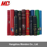 High Quality Foil Stamping Grain Leatherette Graduation Certificate Scroll Holder