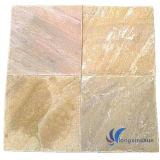 Rusty Color Honed Slate for Flooring Tile