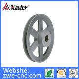Custom Electric Motor Pulley Machining