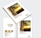 Colorful Catalogue Printing Service (jhy-087)