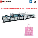 Monochrome Non Woven Screen Printing Machine Price Zxh-A1200