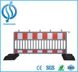 Hot Sale Road Safety Products Plastic and Steel Fence Traffic Barrier