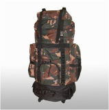 Camouflage Mountaineering Bags, Hiking Backpack