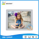 12 Inch HD Video Silm Digital Photo Frame with Ce/FCC/RoHS