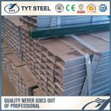 SGS Inspection Hot Dipped Square Steel Pipes/ Steel Tubes From Supplier