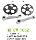 Bike Accessires of Chain Wheel Crank Hc-Cw-1062