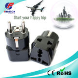 10A 250V European Power AC DC Travel Universal Adapter Plug