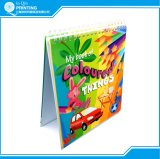 Full Color Monthly Desk Calendar Printing