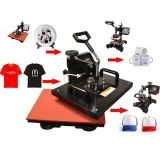 T-Shirt Heat Press Machine for T-Shirt and Sheets