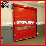 Motorized Fabric Industrial Roll up Shutter (ST-001)