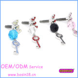 Crystal Cell Phone Accessories Dust Plug