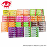 11 Flavors Cardboard Tray European Cup Chewing Gum