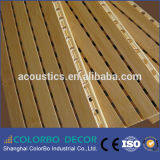 Hall Interior Wall Decoration Wooden Soundproofing Panel Boards