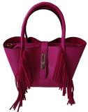 Popular Latest Fashion Women′s Leather Bag Wholesale