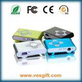 16GB Micro SD Card Reader Clip MP3 Player
