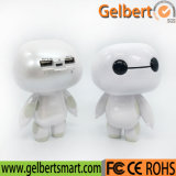 Newest Cute Baymax Portable Power Bank for Smart Phone